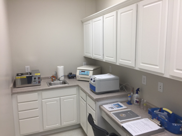 Stem Cell Processing Laboratory